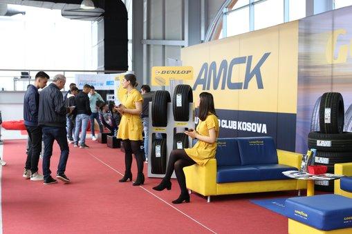 Eurogoma me hapësirën më të madhe  në Prishtina International Autoshow 2019!